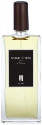 Serge Lutens Cedre eau de parfum teszter unisex
