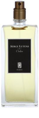 Serge Lutens Cedre parfémovaná voda tester unisex 1