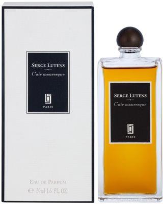 Serge Lutens Cuir Mauresque parfémovaná voda unisex