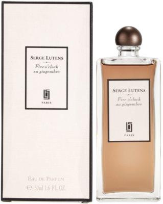 Serge Lutens Five O'Clock Au Gingembre eau de parfum unisex