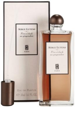 Serge Lutens Five O'Clock Au Gingembre eau de parfum unisex 1