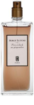Serge Lutens Five O'Clock Au Gingembre парфюмна вода тестер унисекс