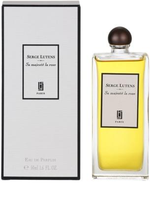 Serge Lutens Sa Majesté La Rose eau de parfum para mujer