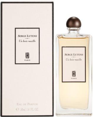 Serge Lutens Un Bois Vanille eau de parfum para mujer