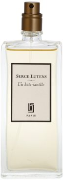Serge Lutens Un Bois Vanille eau de parfum teszter nőknek