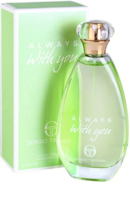 Sergio Tacchini Always With You Eau de Toilette for Women 1