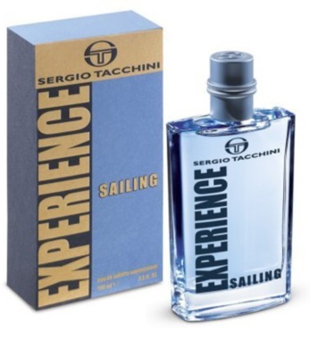 Sergio Tacchini Experience Sailing toaletná voda pre mužov