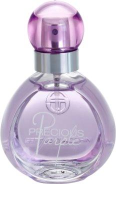 Sergio Tacchini Precious Purple Eau de Toilette für Damen 2