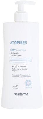 Sesderma Atopises nawilżające mleczko do ciała do skóry atopowej
