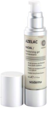 Sesderma Azelac gel hidratante para pequenos derrames no rosto 1