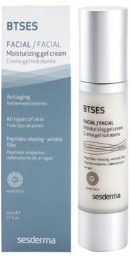 Sesderma Btses hydratačný gélový krém against expression wrinkles 2