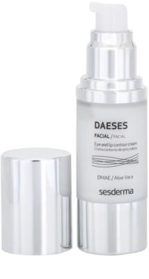Sesderma Daeses crema reafirmante para las arrugas profundas de contorno de ojos 1