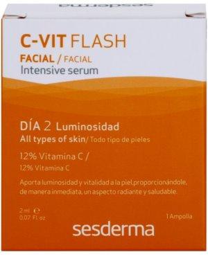 Sesderma C-Vit + Acglicolic Flash zestaw kosmetyków I. 4