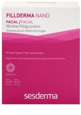 Sesderma Fillderma Nano Двустепенна грижа за редуциране на дълбоки бръчки 3