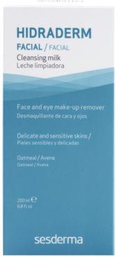 Sesderma Hidraderm Reinigungsmilch zur täglichen Anwendung 2