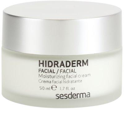 Sesderma Hidraderm crema hidratante para pieles sensibles y secas