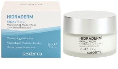Sesderma Hidraderm crema hidratante para pieles sensibles y secas 2