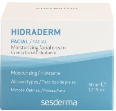 Sesderma Hidraderm Feuchtigkeitscreme für empfindliche trockene Haut 3