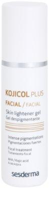 Sesderma Kojikol Plus gel intensivo de despigmentação para tratamento local