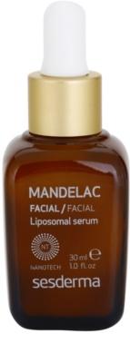 Sesderma Mandelac serum intensywnie odmładzające z kwasem hialuronowym