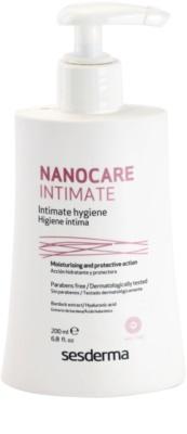 Sesderma Nanocare Intimate gel de ducha para la higiene íntima