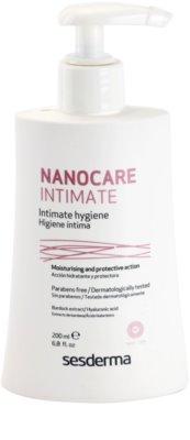 Sesderma Nanocare Intimate gel de duche para higiene íntima