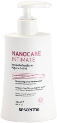 Sesderma Nanocare Intimate sprchový gél na intímnu hygienu