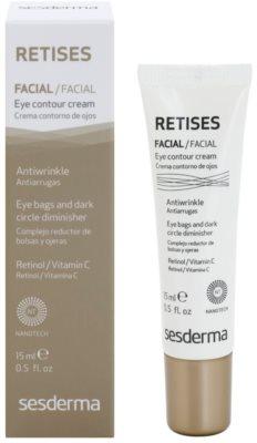 Sesderma Retises tiefenregenerierende Nachtcreme für die Augenpartien 1