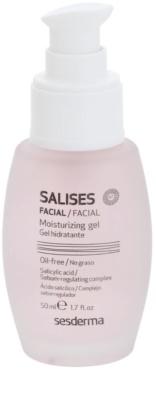 Sesderma Salises hydratační gel pro mastnou pleť se sklonem k akné 1