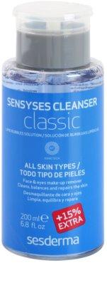 Sesderma Sensyses Cleanser Classic desmaquilhante facial para todos os tipos de pele
