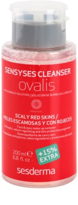 Sesderma Sensyses Cleanser Ovalis balsam do demakijażu do skóry wrażliwej i podrażnionej