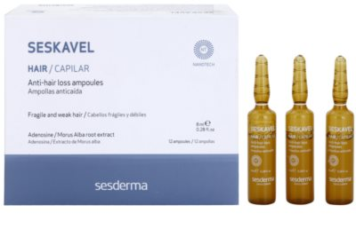 Sesderma Seskavel tratamiento intensivo anticaída del cabello 1