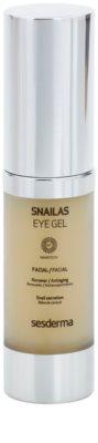 Sesderma Snailas gel za predel okoli oči s polžjim ekstraktom