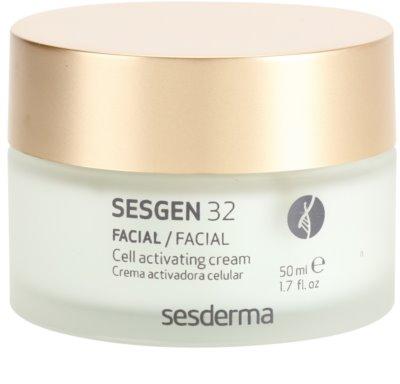 Sesderma Sesgen 32 регенериращ крем за суха кожа