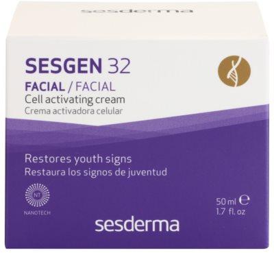 Sesderma Sesgen 32 regeneracijska krema za suho kožo 3