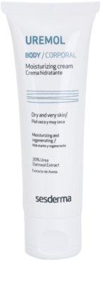 Sesderma Uremol crema hidratante y emoliente para pieles secas y muy secas