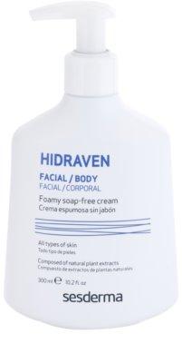 Sesderma Hidraven čisticí emulze na obličej a tělo
