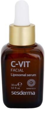 Sesderma C-Vit liposomowe serum rozjaśniające cerę