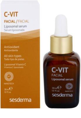 Sesderma C-Vit liposomalni serum za posvetlitev kože 1