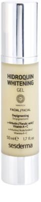 Sesderma Hidroquin Whitening fehérítő gél a pigmentfoltokra