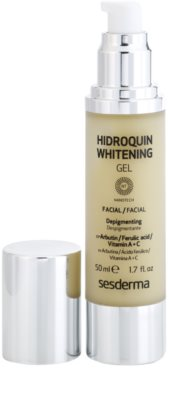 Sesderma Hidroquin Whitening избелващ гел за пигментни петна 1