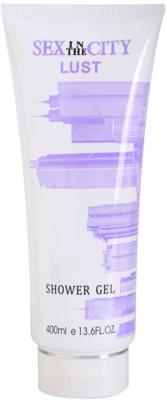 Sex In The City Lust sprchový gel pro ženy
