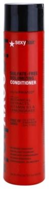 Sexy Hair Big condicionador de volume sem sulfatos e parabenos