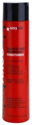 Sexy Hair Big Volumen-Conditioner ohne Sulfat und Parabene