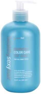 Sexy Hair Healthy tratamiento para proteger el color  para todo tipo de cabello
