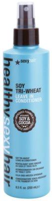 Sexy Hair Healthy acondicionador con soja y cacao sin aclarado