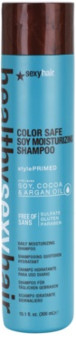 Sexy Hair Healthy szampon nawilżający chroniący kolor bez sulfatów i parabenów