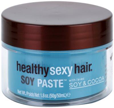 Sexy Hair Healthy cera para dar definición al peinado