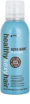 Sexy Hair Healthy спрей для фіксації термозахист для волосся