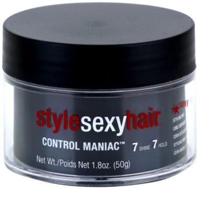 Sexy Hair Style vosek za stilsko oblikovanje las